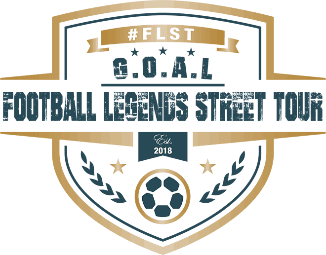 Football Legends Street Tour - Logo